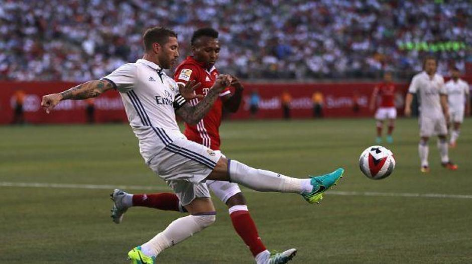 El Real Madrid superó al Bayern de Munich. (Foto: Twitter)