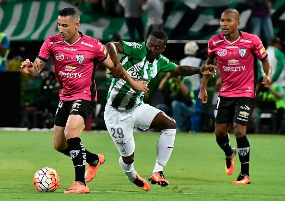 Independiente del Valle de Ecuador fue un digno subcampeón. (Foto: EFE)