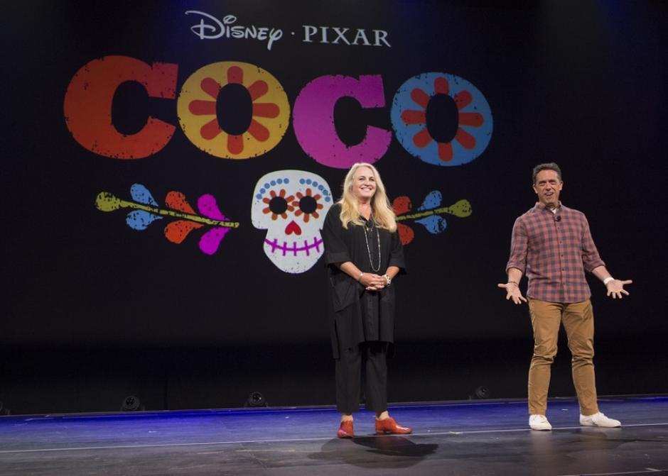 El proyecto fue presentado por su realizador Lee Unkrich (Foto: Disney PIxar)