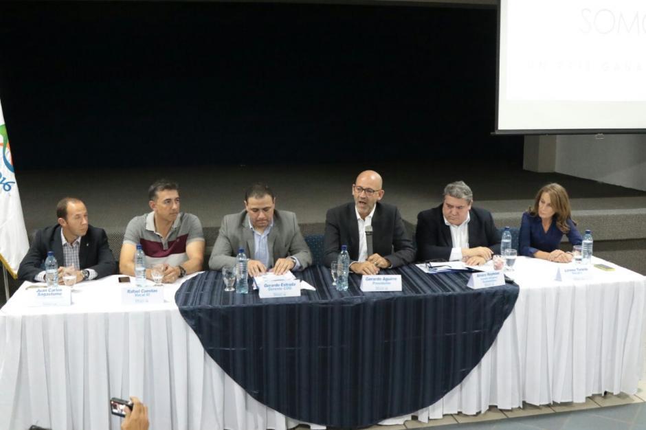El Comité Olímpico Guatemalteco justificó los gastos en Río. (Foto: Alejandro Balán/Soy502)
