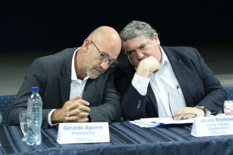 Aguirre dijo que se evaluará continuidad de entrenadores. (Foto: Alejandro Balán/Soy502)