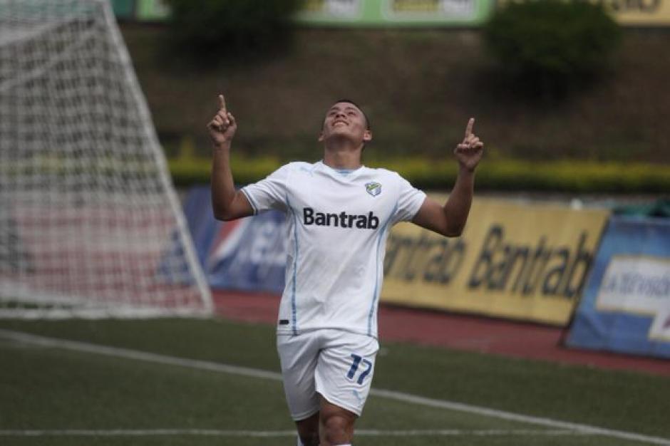 Kevin Alejandro Bordón podría debutar en el Clausura 2017 en el primer equipo de los cremas. (Foto: Twitter)