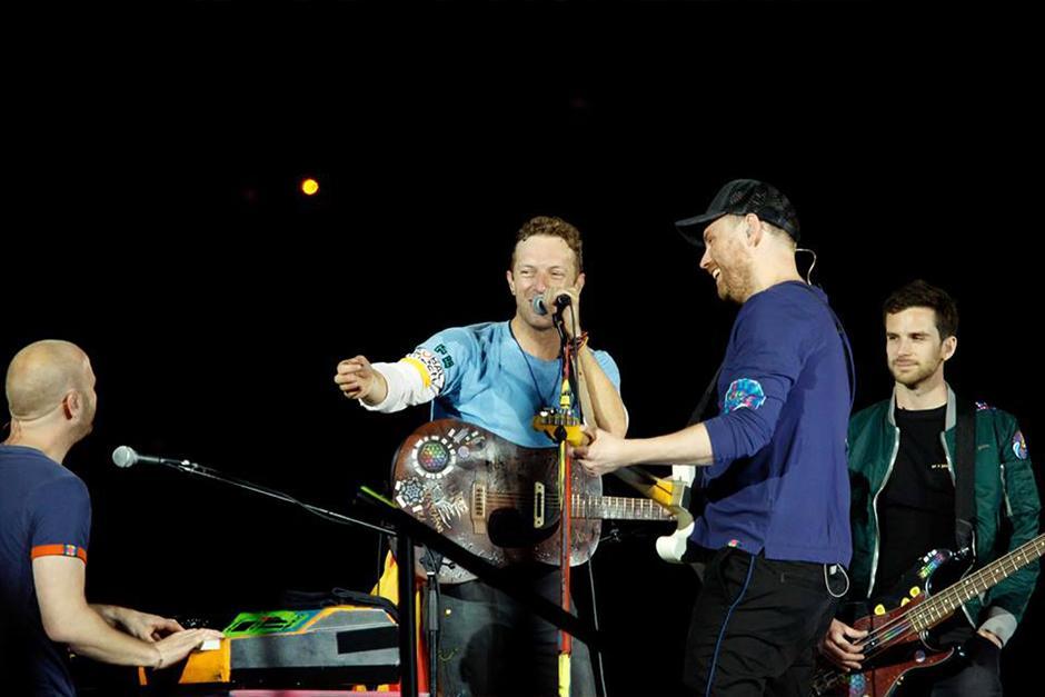 """La banda británica Coldplay lanzó el video oficial de """"A Head Full Of Dreams"""". (Foto: Instagram)"""