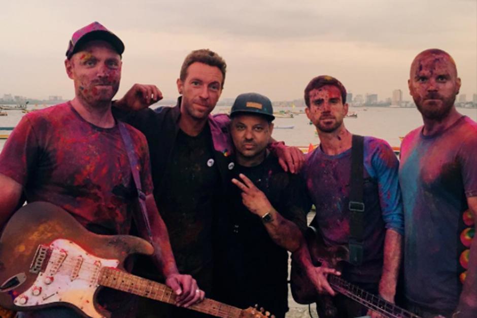 El director del video grabado en México fue el estadounidense James Marcus Haney. (Foto: Instagram)
