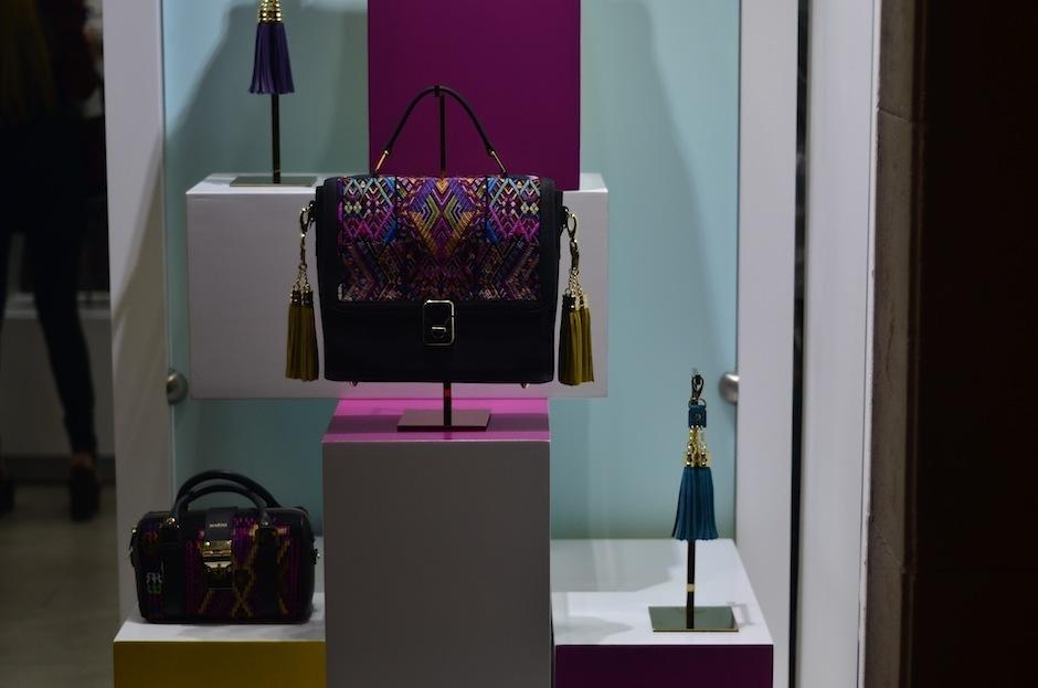 Maria's Bag lanzó su nueva colección de bolsos. (Foto: Selene Mejía(/Soy502)