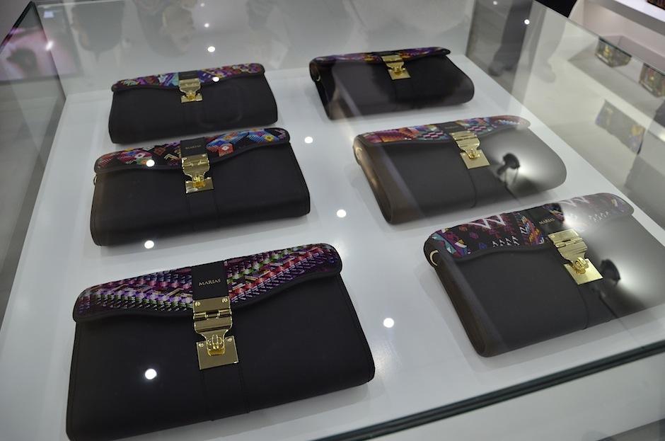 Cada accesorio está hecho a mano, por artesanos guatemaltecos. (Foto: Selene Mejía