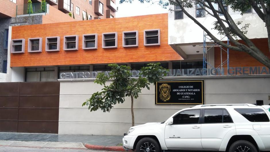 El robo se registró la madrugada de este domingo. (Foto: José Miguel Castañeda/Soy502)