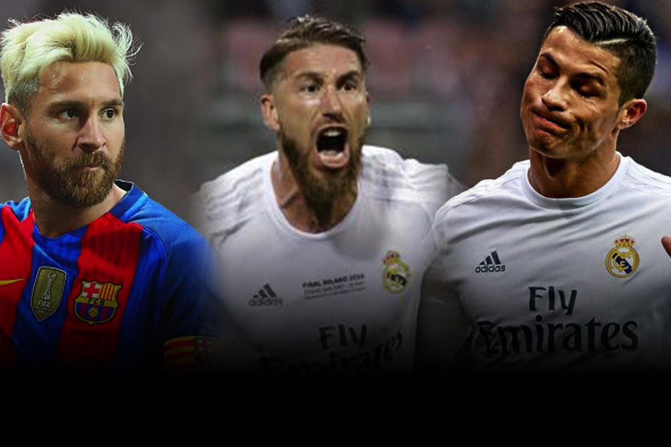 Sergio Ramos supera en votaciones a Messi y CR7 foto