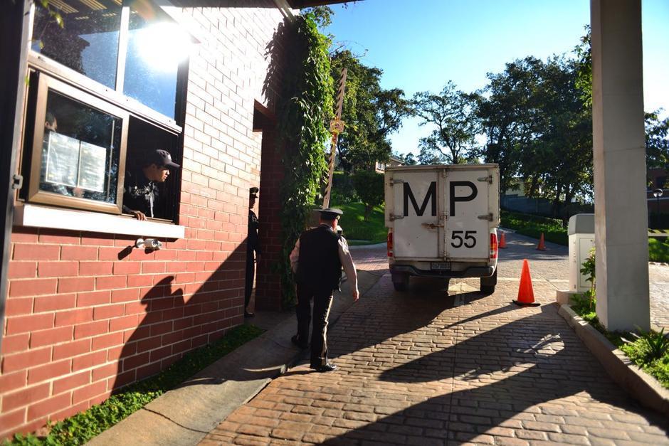 La familia tiene muchas dudas sobre el trabajo del MP. (Foto: Archivo/Soy502)