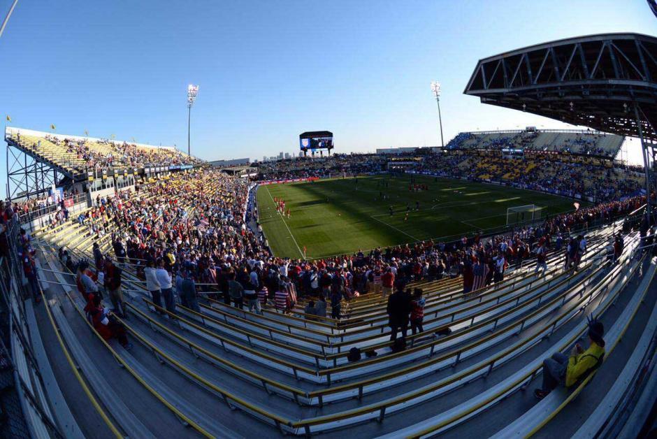 Panorámica espectacular del Mapfre Stadium.  (Foto: Diego Galiano/Nuestro Diario)