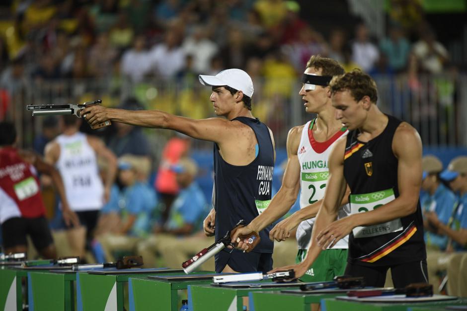 El atleta, de 20 años, aseguró que volverá a otros Juegos Olímpicos. (Foto: Aldo Martínez/Enviado de Nuestro Diario)