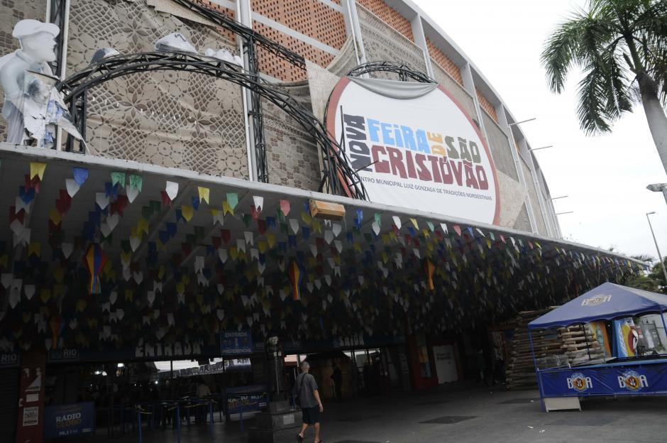 """En la """"Feira"""" San Cristóbal se encuentra comida diversa de Brasil (Foto: Pedro Pablo Mijangos/Soy502)"""