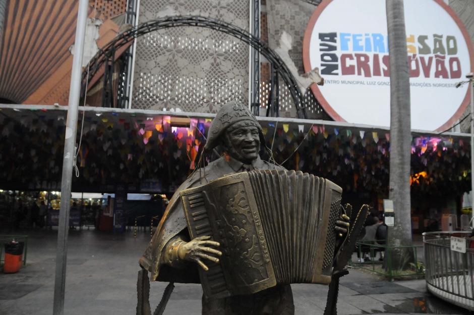 """""""Feira"""" San Cristóbal está ubicado a unos 10 minutos del centro de Río de Janeiro. (Foto: Pedro Pablo Mijangos/Soy502)"""