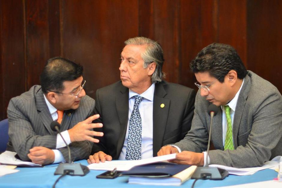La comisión decidirá en pocos días sobre la inmunidad del magistrado. (Foto: Jesús Alfonso/Soy502)