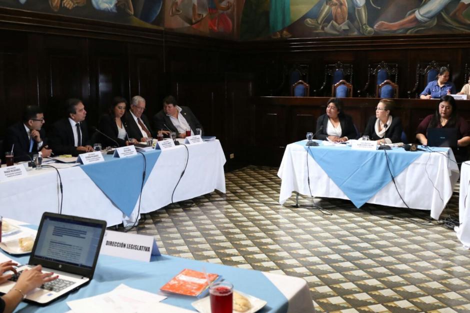 La pesquisidora espera concluir el informe el miércoles. (Foto: Alejandro Balán/Soy502)