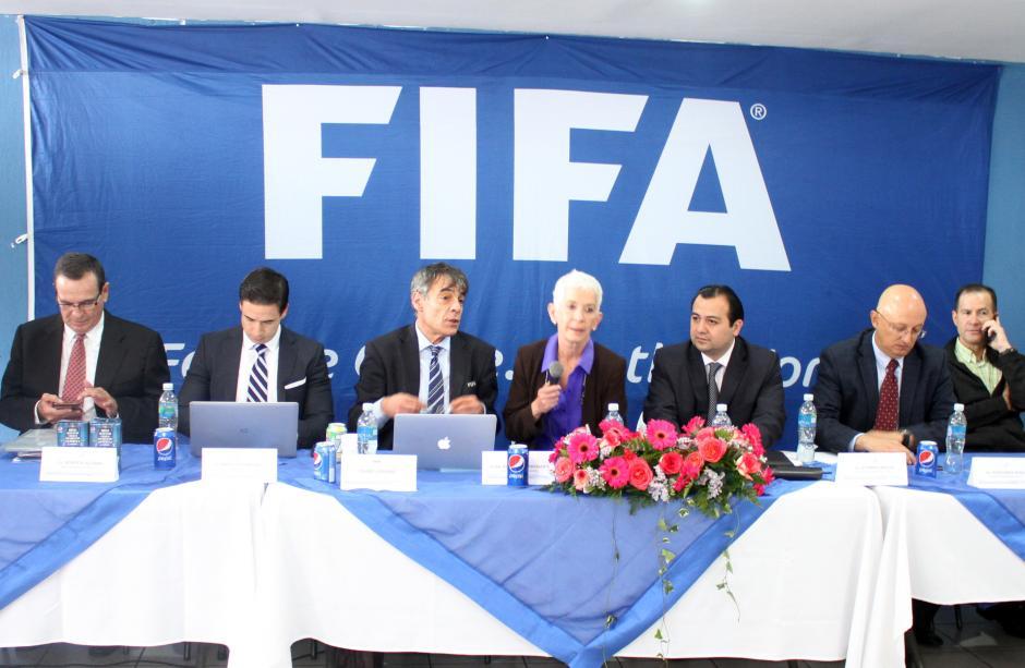 Comité Ejecutivo de la Fedefutbol Soy502 foto 01