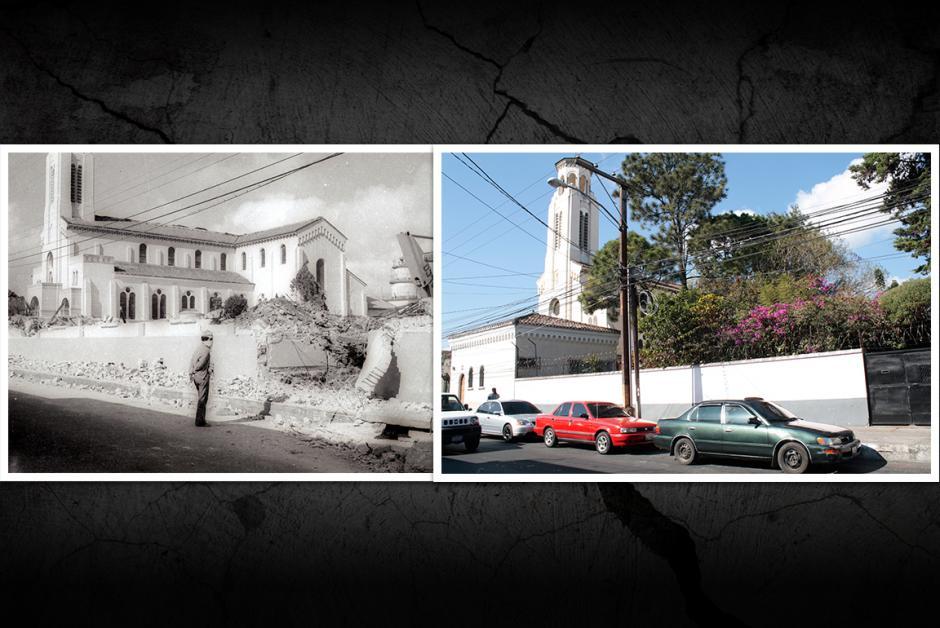 El Hospital General San Juan de Dios en la zona 1. (Fotos: Nuesro Diario)