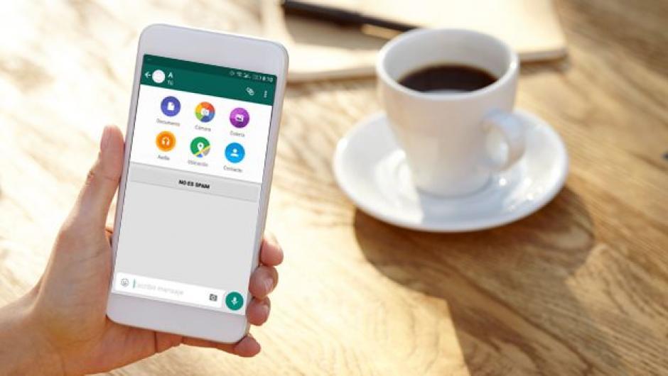 WhatsApp te trae nuevas opciones para añadir a tus fotografías. (Foto: computerhoy.com)