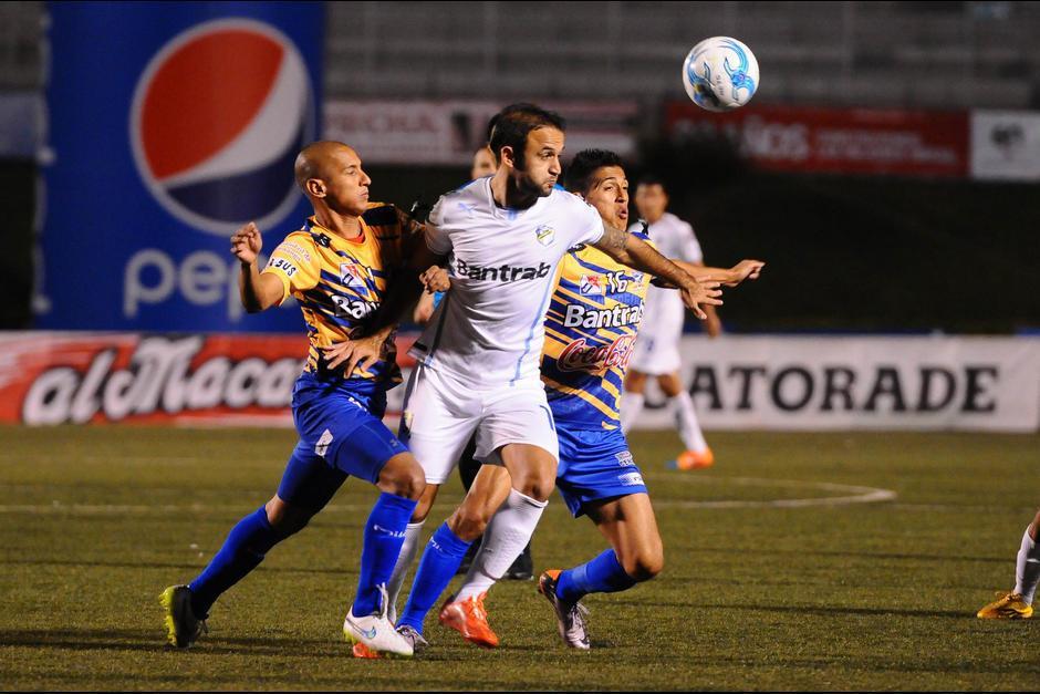 Comunicaciones - Suchitepéquez Apertura 2016 foto