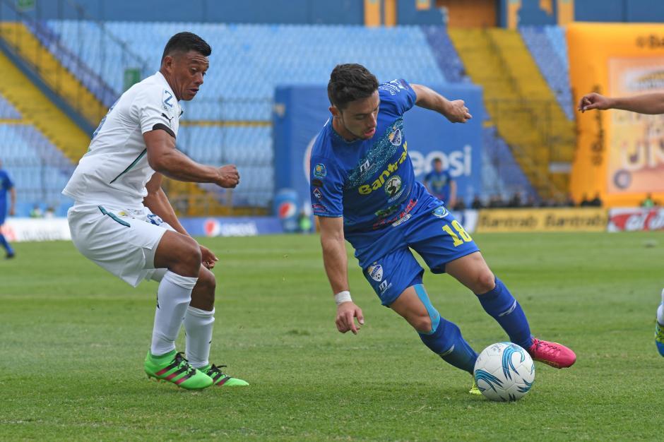 Henry López milita actualmente en Cobán pero ha estado en equipos como Municipal y algunos en ligas extranjeras