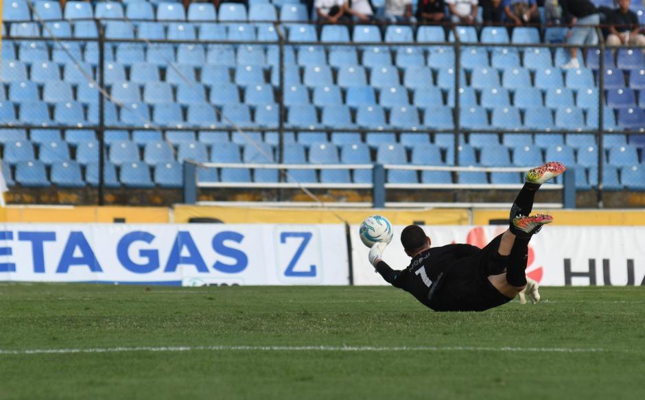 Los cobaneros se llevaron los primeros 3 puntos del torneo. (Foto: Byron de la Cruz/Nuestro Diario)
