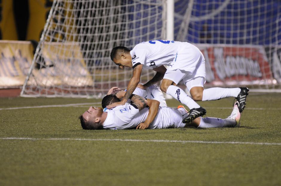"""El """"Colo"""" tiene cuatro goles con los cremas en el Apertura 2016. (Foto: Orlando Chile/Nuestro Diario)"""