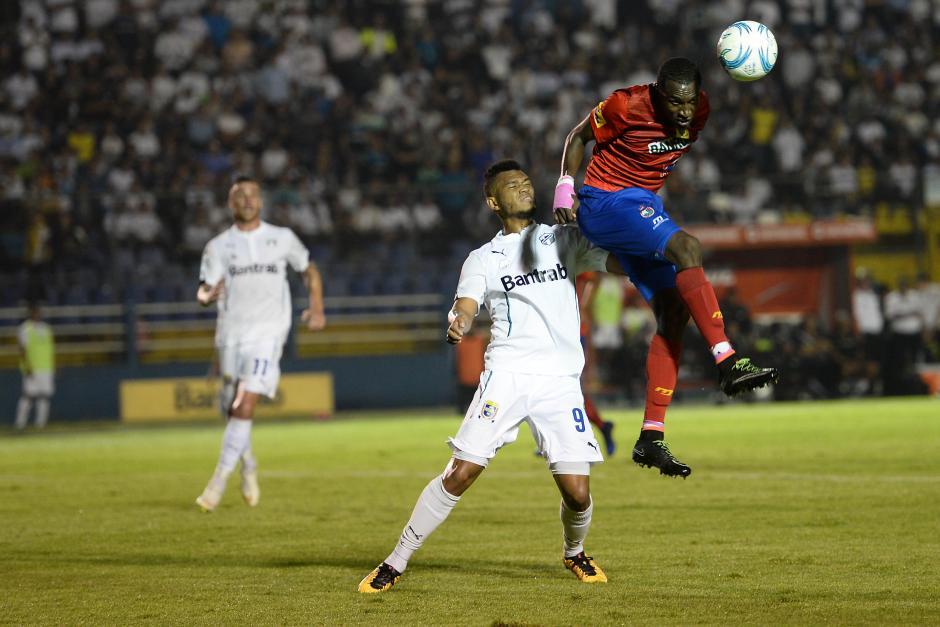 El gol de Arreola llegó a los 28 segundos del primer tiempo. (Foto: Sergio Muñoz/Nuestro Diario)