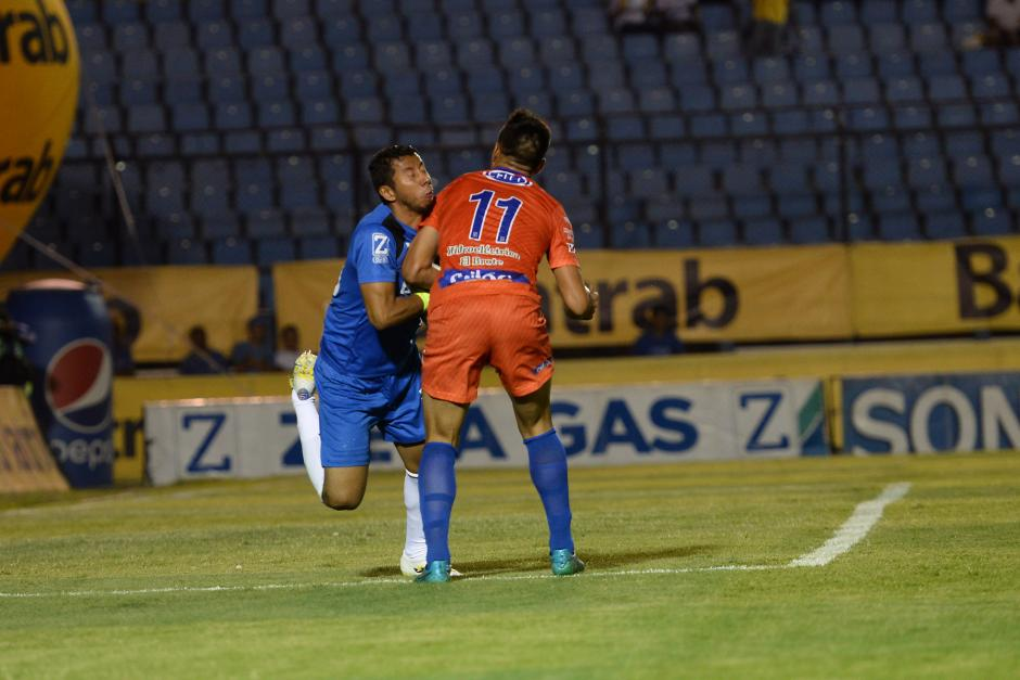 Aunque no cuenta el gol de visita, Suchi será local el domingo. (Foto: Sergio Muñoz/Nuestro Diario)