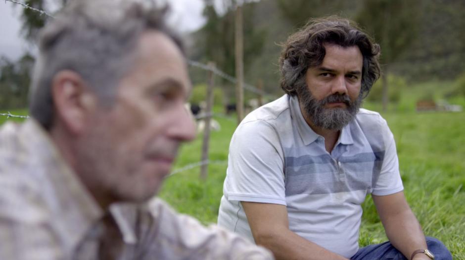 Pablo Escobar jamás maltrató a sus padres. (Foto: Netflix)