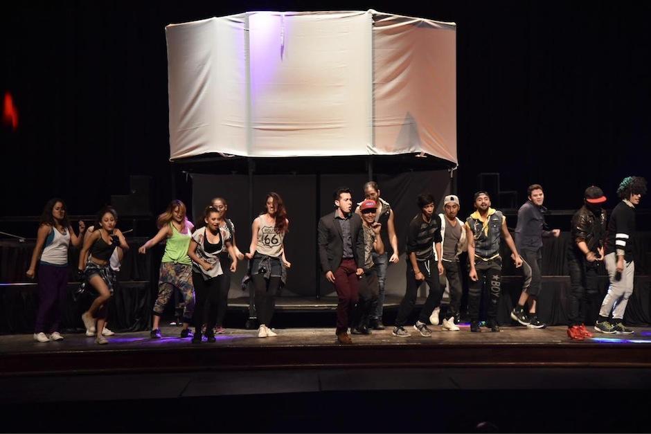 """""""Con todos menos conmigo"""", es el musical que no puedes perderte. (Foto: Abner Slaguero/Nuestro Diario)"""