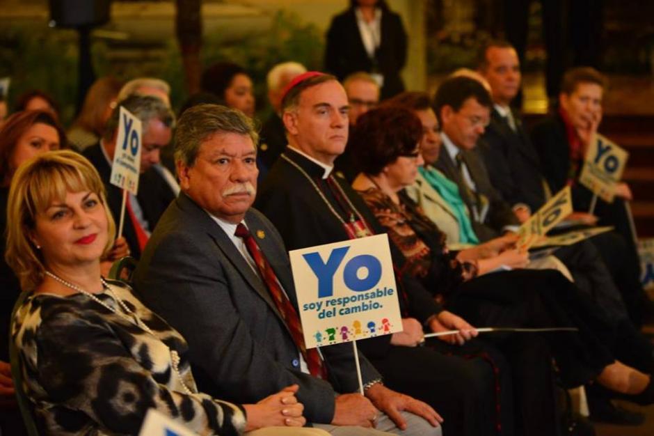 """La estrategia se llama """"Yo asumo"""" enfocada en prevenir desnutrición crónica. (Foto: Jesús Alfonso/Soy502)"""
