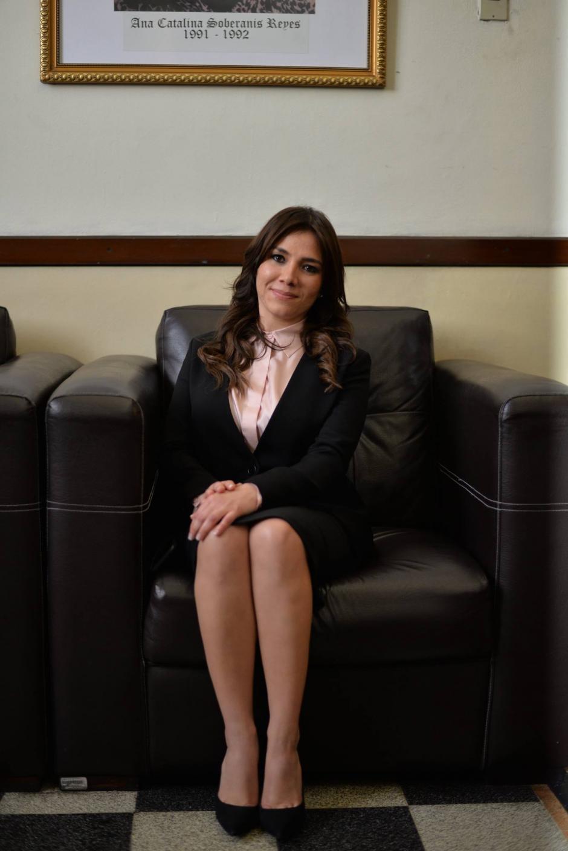 Elizabeth Paz será la subsecretaria de Conamigua. (Foto: Wilder López/Soy502)