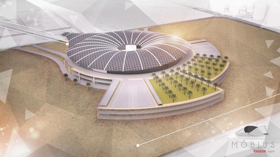 Este es un ambicioso proyecto que acortará distancias en minutos. (Foto: Mobius)