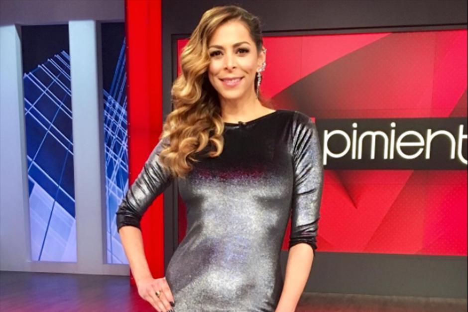 La conductora es famosa por trabajar en el programa Sal y Pimienta en Univision. (Foto: Instagram)