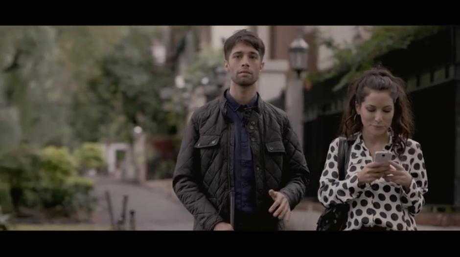El cortometraje muestra algunas escenas que podrían darse en cualquier momento. (Captura YouTube)