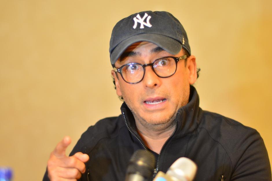 El comediante compartió sus divertidas anécdotas en Guatemala. (Foto: Jesús Alfonso/Soy502)