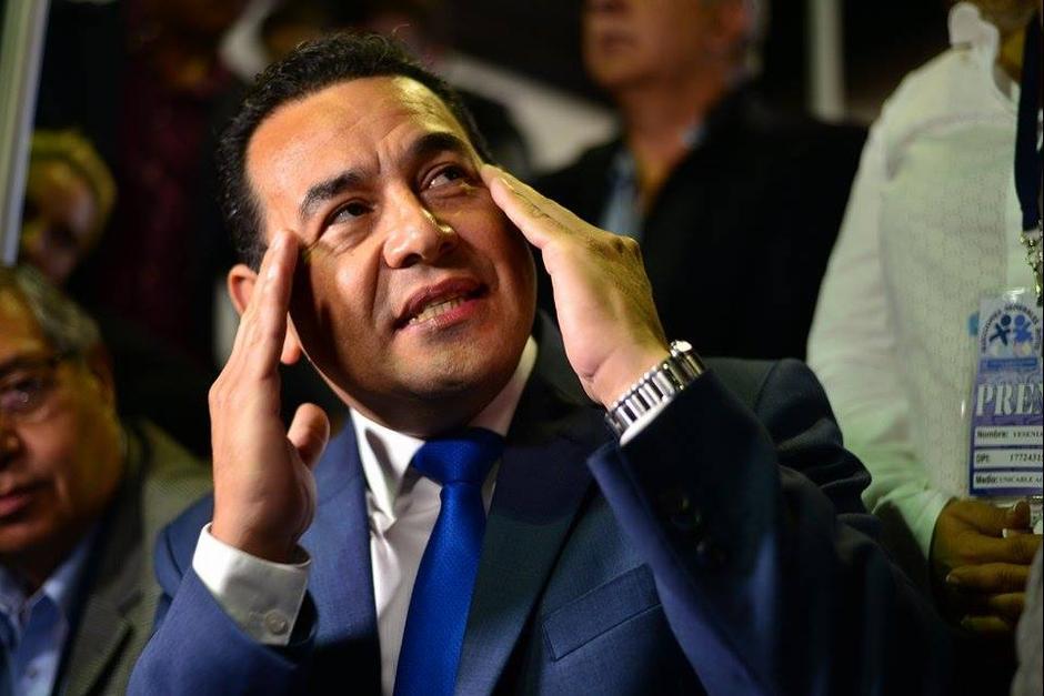 El presidente Jimmy Morales se quejó de los Net Centers. (Foto: Archivo/Soy502)