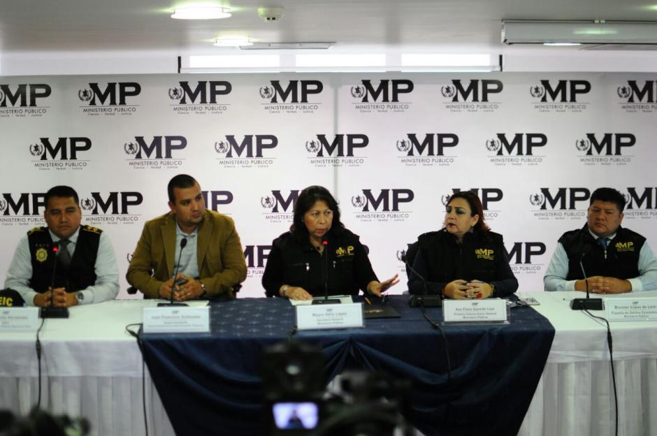 """El MP señala que Multiperfiles, S.A. se benefició con facturas de empresas """"de cartón"""". (Foto: Alejandro Balán/Soy502)"""