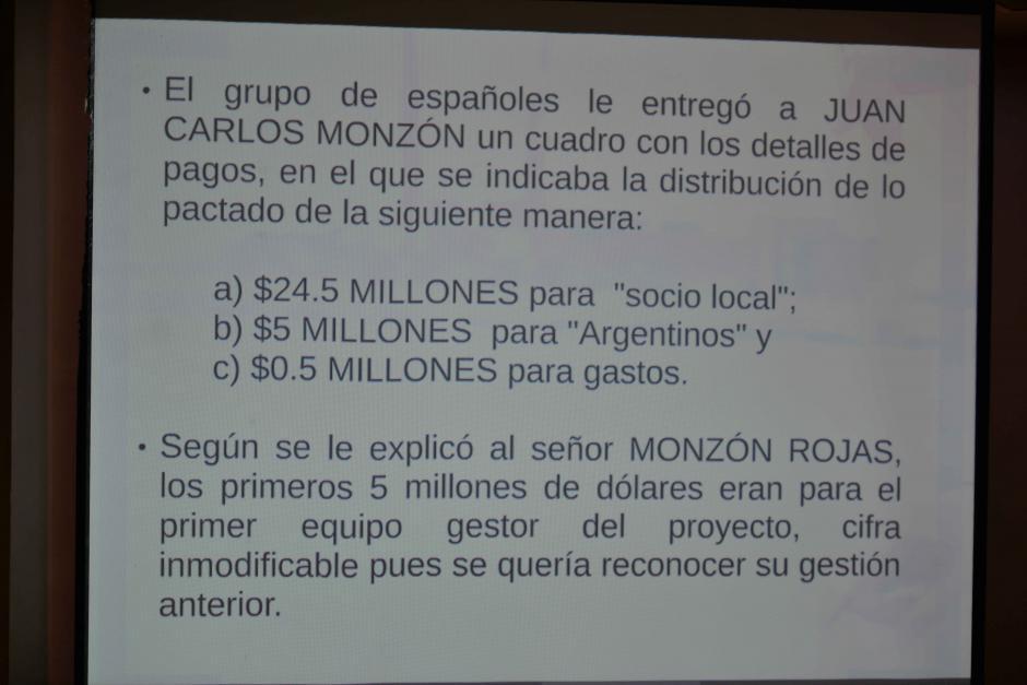 La distribución del dinero estaba pactada para entregar hasta octubre del año pasado. (Foto: Wilder López/Soy502)