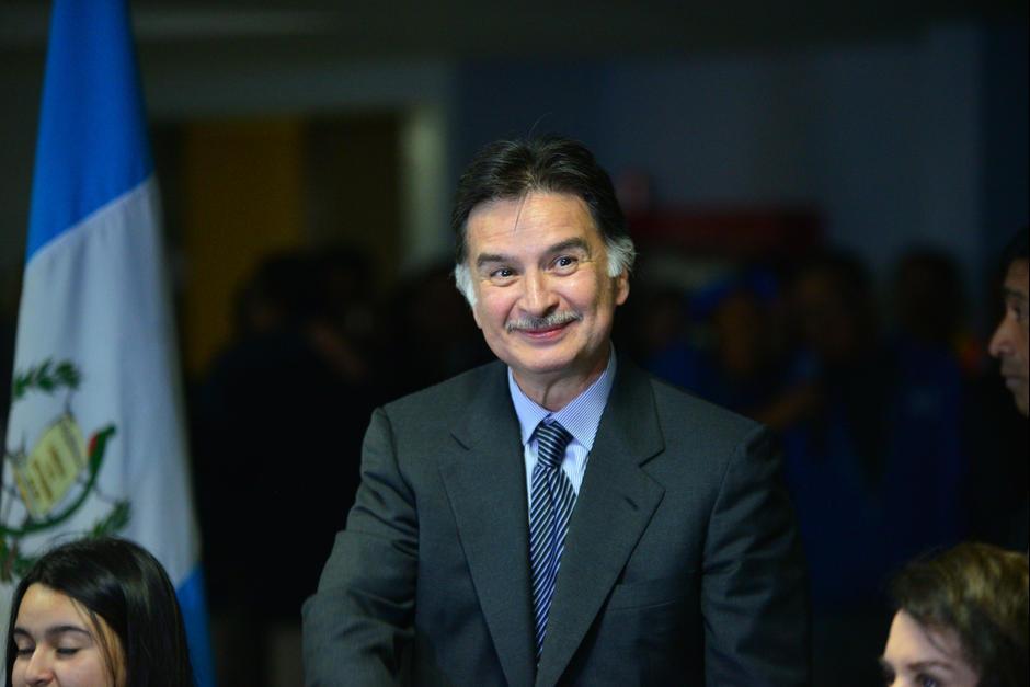 Alfonso Portillo fue presidente de Guatemala entre el año 2000 y el 2004 fue señalado de cometer actos de corrupción, fue enviado a prisión y extraditado hacia Estados Unidos. (Foto: Archivo/Soy502)