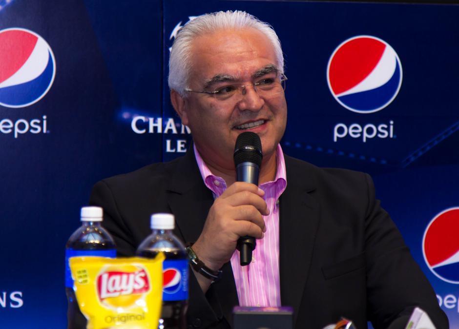 Luis Omar Tapia brindó un análisis sobre la siguiente fase de la UEFA Champions League. (Foto: Eddie Lara/Soy502)
