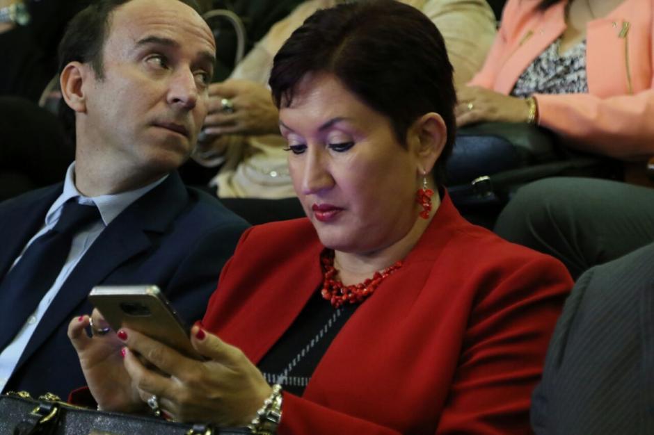 Las autoridades buscan que se aprueben las Reformas Constitucionales. (Foto: Alejandro Balán/Soy502)