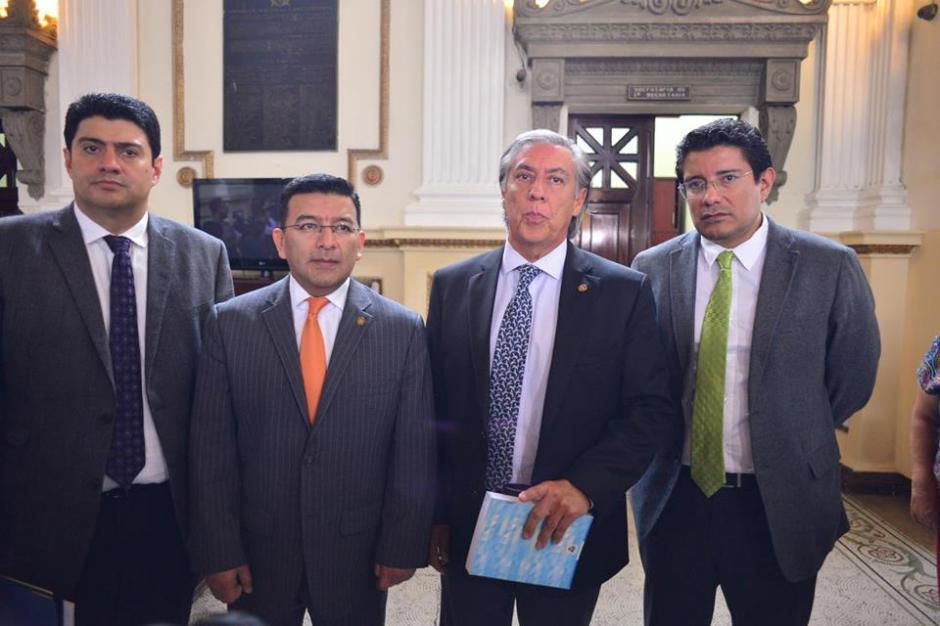 Los integrantes de la Comisión pesquisidora se reunirán esta misma tarde. (Foto: Jesús Alfonso/Soy502)