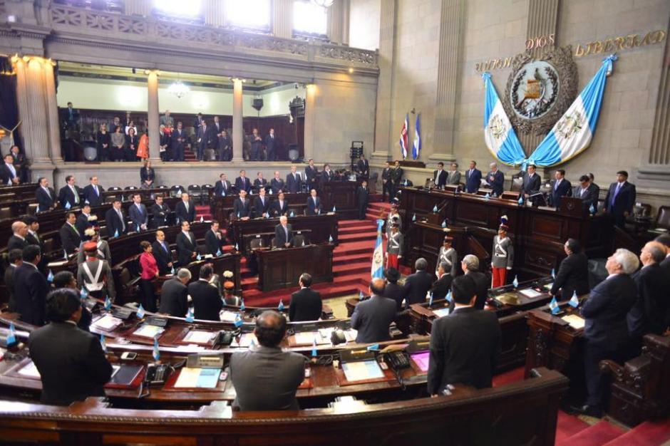 La votación para elegir Vicepresidente de Guatemala no se llevó a cabo por la falta de quórum. (Foto: Jesús Alfonso/Soy502)