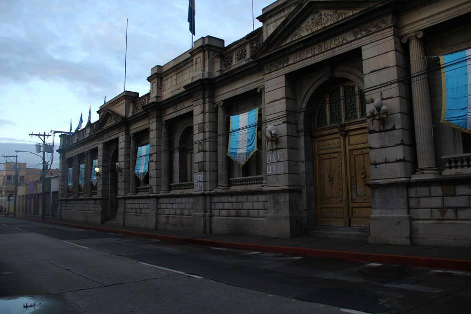 El robo fue en uno de los edificios que alquila el Congreso. (Foto: Archivo/Soy502)