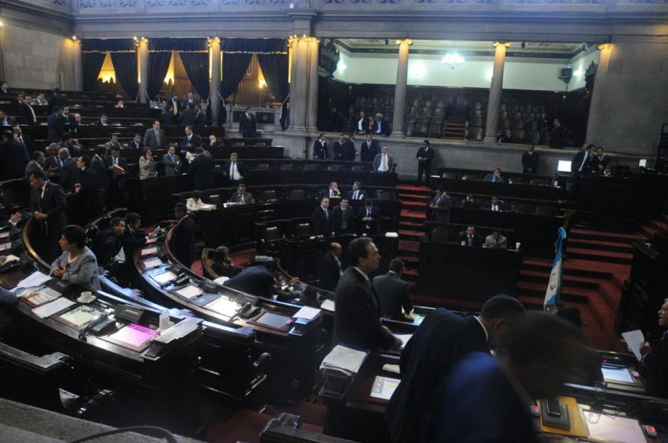 Las sesiones del Congreso serán transmitidas en señal abierta de televisión. (Foto: Archivo/Soy502)