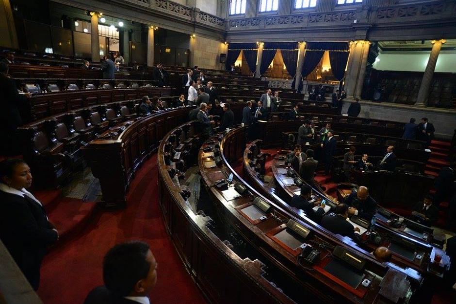La nueva Ley de Servicio Civil del Congreso entró en vigencia el pasado miércoles. (Foto: Archivo/Soy502)