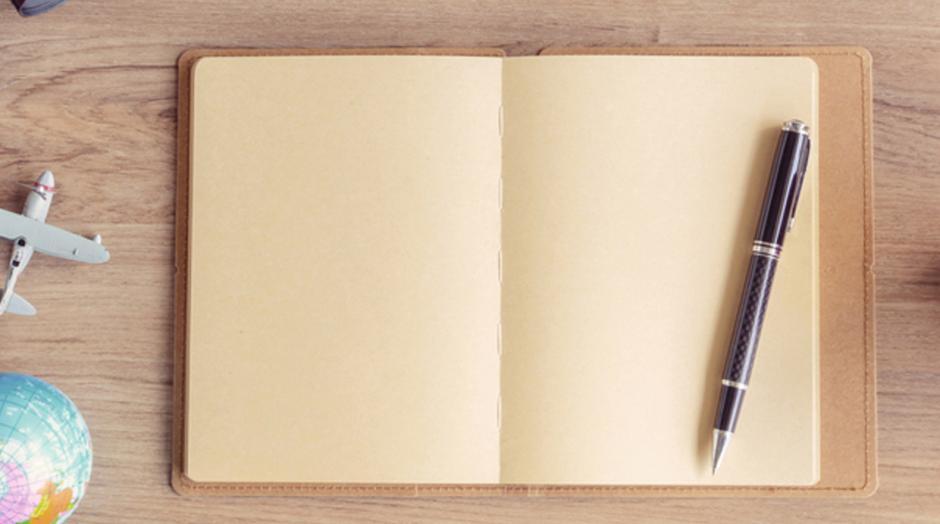 Una libreta y un lapicero te pueden servir para cualquier anotación.  (Foto: elcomercio.pe)