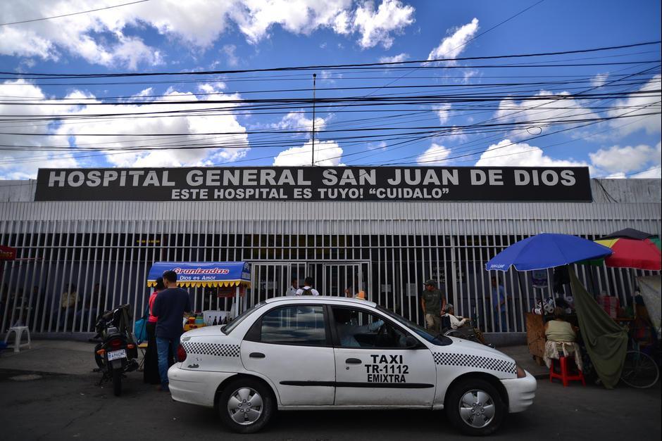 El Hospital San Juan de Dios recibió de vuelta los estudiantes. (Foto: Archivo/Soy502)