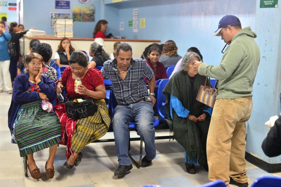 El hospital San Juan de Dios se informó que el paro parcial de la consulta externa duró cinco días y fue seguido de un cierre total de dos días. (Foto: Wilder Lopéz/Soy502)